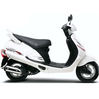 Mahindra Duro Right View