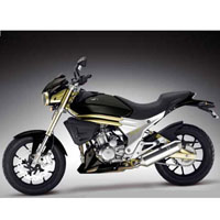 Mahindra MOJO Different Colour View 2
