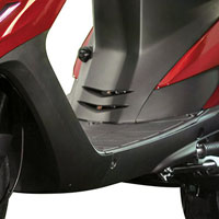Mahindra SYM Flyte Foot Rest View