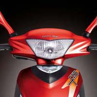 Mahindra SYM Flyte Head Light View