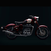 Royal Enfield Bullet Classic Different Colour View 2