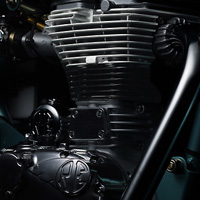 Royal Enfield Bullet Classic Engine View