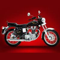 Royal Enfield Bullet Electra 5S Different Colour View 2