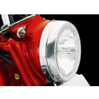 Royal Enfield Bullet Electra 5S Head Light View