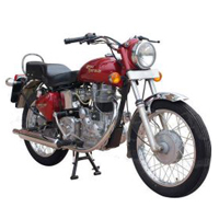 Royal Enfield Bullet Electra Left View