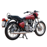 Royal Enfield Bullet Electra Rear Cross Side View
