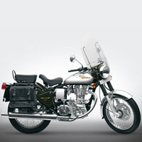 Royal Enfield Bullet Machismo 500 Different Colour View 1