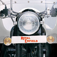 Royal Enfield Bullet Machismo Head Light View