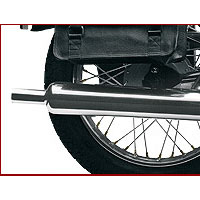 Royal Enfield Bullet Machismo Silencer View