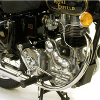 Royal Enfield Bullet350 Engine View