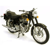 Royal Enfield Bullet350 Front Cross Side View