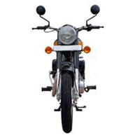 Royal Enfield Bullet350 Front View