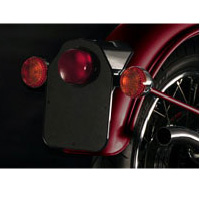 Royal Enfield Classic 350 Back Light View