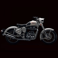 Royal Enfield Classic 350 Different Colour View 1