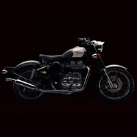 Royal Enfield Classic 350 Different Colour View 2