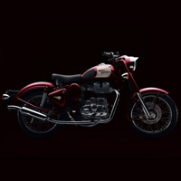 Royal Enfield Classic 350 Different Colour View 3