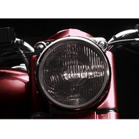 Royal Enfield Classic 350 Head Light View