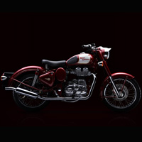 Royal Enfield Classic 350 Right View