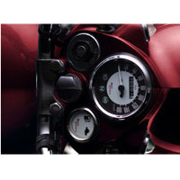 Royal Enfield Classic 350 Speedometer View