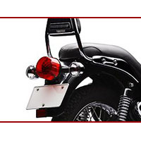 Royal Enfield Thunderbird TwinSpark Back Light View