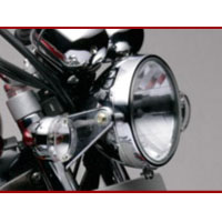 Royal Enfield Thunderbird TwinSpark Head Light View