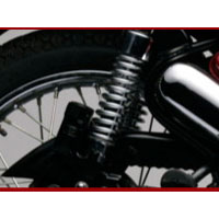 Royal Enfield Thunderbird TwinSpark shocker view Picture