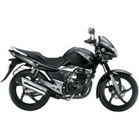 Suzuki GS150R Different Colour View 1