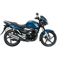 Suzuki GS150R Different Colour View 2