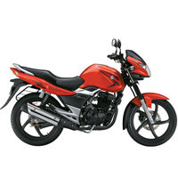 Suzuki GS150R Different Colour View 3