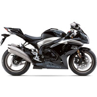 Suzuki GSX-R1000 Different Colour View 1