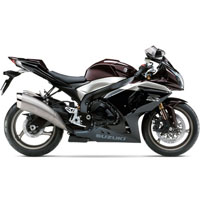 Suzuki GSX-R1000 Different Colour View 2