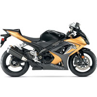 Suzuki GSX-R1000 Different Colour View 3