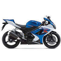 Suzuki GSX-R1000 Different Colour View 4