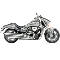 Suzuki Intruder M1800R  Different Colour View 1