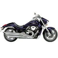 Suzuki Intruder M1800R  Different Colour View 2