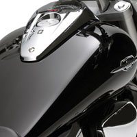 Suzuki Intruder M1800R  Oil Tank View
