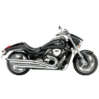 Suzuki Intruder M1800R  Right View