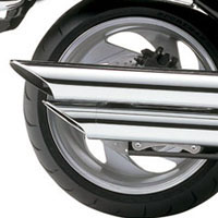 Suzuki Intruder M1800R  Silencer View