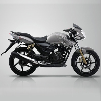 TVS Apache RTR 180 Different Colour View 1