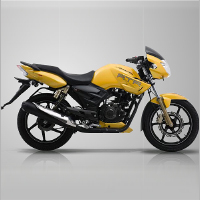 TVS Apache RTR 180 Different Colour View 2