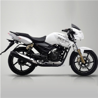 TVS Apache RTR 180 Right view Picture