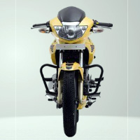TVS Apache RTR160 Kick Start Front View