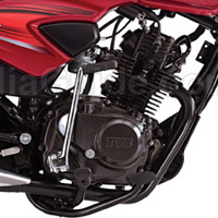 TVS Jive Engine View
