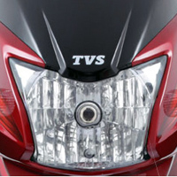 TVS Jive Head Light View