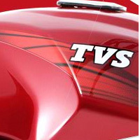TVS Jive Oil Tank View