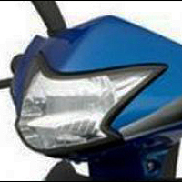 TVS Scooty Streak Head Light View