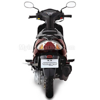 TVS Wego Back View