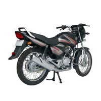 Yamaha ALBA Spoke Rear Cross Side View