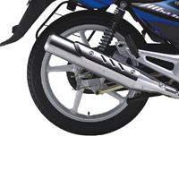 Yamaha ALBA Spoke Silencer View