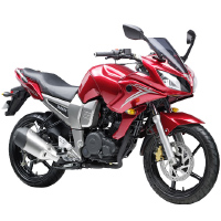 Yamaha Fazer  Different Colour View 3